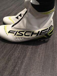 Fisher xc-ski boot - classic