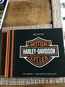 Art of the Harley Davidson book