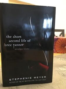"""Book - """"Short Second Life of Bree Tanner"""""""