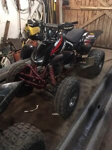Looking for aftermarket parts for a 2007 Honda  400 EX