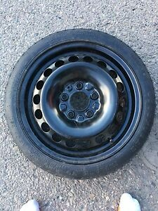 "Spare car tire 15""-17"" never used"