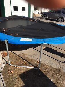 Parts Trampoline Wanted