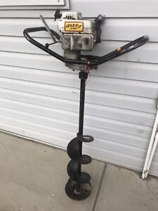 """8"""" Jiffy ice auger"""
