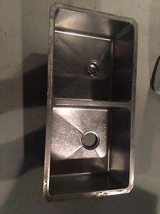 Kindred Stainless steel under mount sink