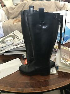 Beautiful brand new Michael Kors leather riding boots