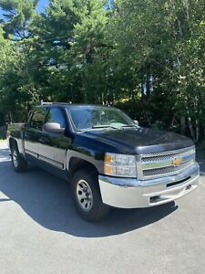 2012 Chevy Sliverado 4x4 *new mvi*