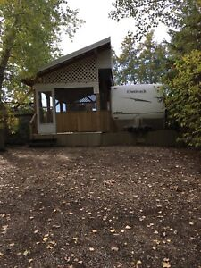 TRAILER AND RV LOT FOR SALE