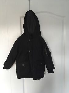 Infant down fill winter coat 18-24