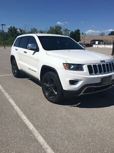 2015 grand Jeep Cherokee limited