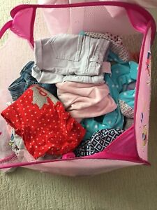 Girls clothes, boots... size 5