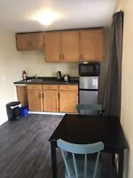 FURNISHED BACHELOR APARTMENT CLOSE TO TEACHERS COLLEGE