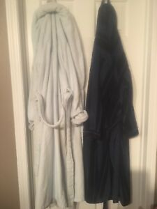 His & Hers Bath Robes
