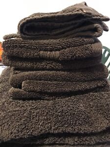 Towels, towels and more towels + facecloths