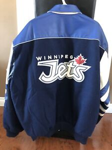 Winnipeg Jets Jacket