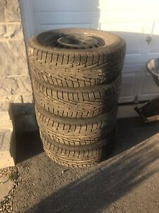 Winter Tires and rims for SUV/Truck