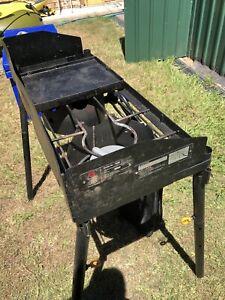 Twin Gas Burner stove