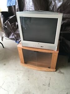 Free TVs and DVD Player!