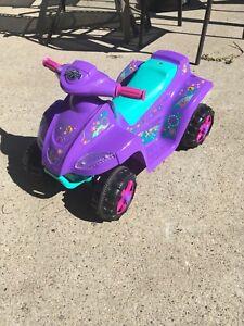 Kidtrax 6V quad ride on