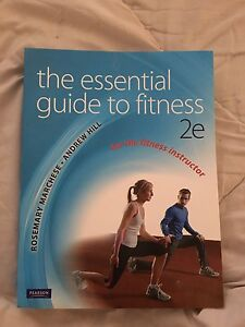 Essential guide to fitness 2e Girrawheen Wanneroo Area Preview