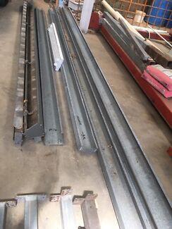 Steel c channel carport