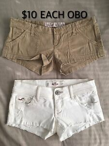Summer is coming! Hollister Shorts Sz. XS