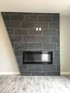 Tile Installations for new house and renovations