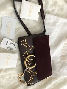 Authentic Chloe limited small Faye bag