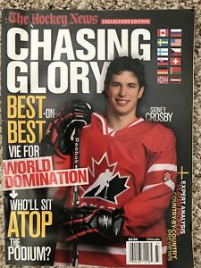 Sidney Crosby collectable