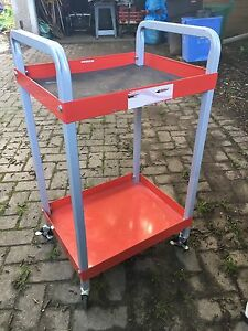Motomaster rolling tool cart lightly used