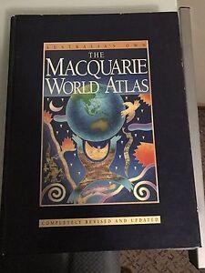 World atlas Sorell Sorell Area Preview