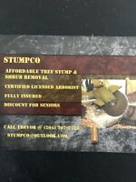 Guaranteed Cheapest Tree Stump / Shrub Removal in Winnipeg