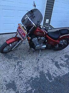 1994 Honda Shadow 600vlx