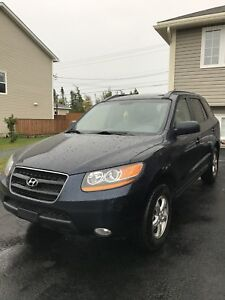 2009 Santa Fe SUV AWD! Great for the winter!!