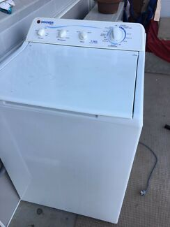 7.5kg Hoover Top load washing machine