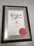 BRAND NEW A4 CERTIFICATE FRAME Indooroopilly Brisbane South West Preview