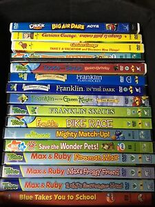 Kids DVD movies and shows