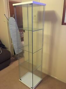 Glass display cabinet Torrington Toowoomba City Preview