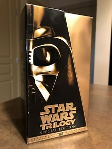 Star Wars Trilogy VHS Special Edition