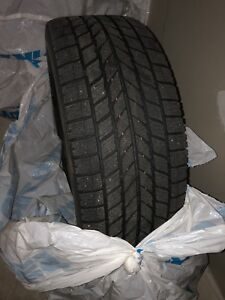 Used 4 winter tires toyo with rims