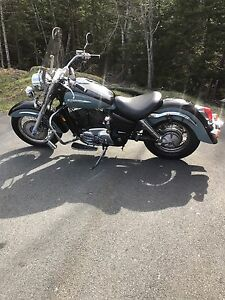 1999 Honda Shadow Areo
