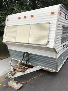1976 jayco 23 ft trailer