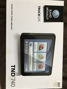Gps Rand Mcnally TND740