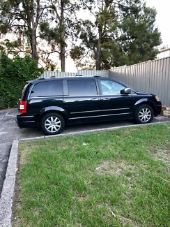 2010 Chrysler Grand Voyager Limited Edition