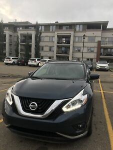 Nissan Murano 2017 Crossover with extended Warranty and low KM