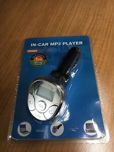 In car MP3 players for all cars