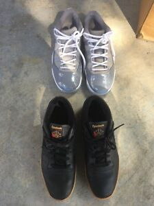 3 pairs of size 11 shoes for sale