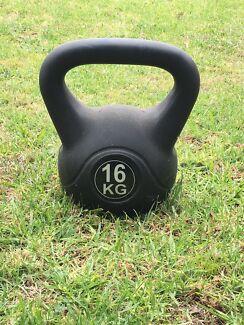 Wanted: 16kg kettlebell