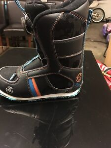 K2 youth snowboard boots
