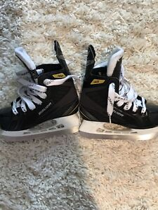 Youth 140Bauer skates - like new condition