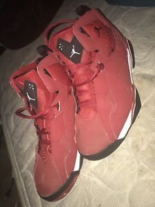 Air jordan true flights